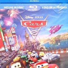 Cine: CARS 2 BLURAY ORIGINAL. Lote 278667223
