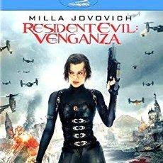 Cine: RESIDENT EVIL 5 LA VENGANZA BLU RAY. Lote 278667853