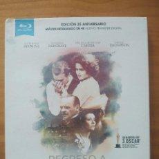 Cine: BLU-RAY REGRESO A HOWARDS END - EDICION 25 ANIVERSARIO 4K - JAMES IVORY (Q4). Lote 278980368