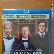 Cine: BLU-RAY ALBERT NOBBS - GLENN CLOSE (Q4). Lote 278980588