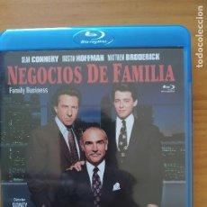 Cine: BLU-RAY NEGOCIOS DE FAMILIA - SEAN CONNERY, DUSTIN HOFFMAN (N5). Lote 279453628