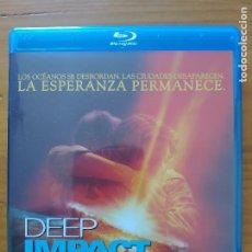 Cine: BLU-RAY DEEP IMPACT - ROBERT DUVALL, MORGAN FREEMAN (Ñ5). Lote 279455843