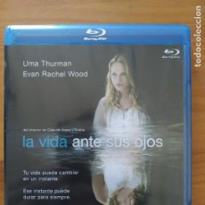 Cine: BLU-RAY LA VIDA ANTE SUS OJOS - UMA THURMAN (Ñ5). Lote 279456043