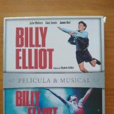 Cine: BLU-RAY BILLY ELLIOT LA PELICULA Y BILLY ELLIOT LIVE EL MUSICAL - 2 DISCOS (O5). Lote 279457998
