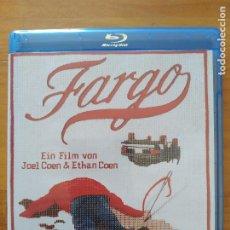 Cine: BLU-RAY FARGO - JOEL COEN & ETHAN COEN - EDICION ALEMANA (T5). Lote 279519538