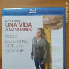 Cine: BLU-RAY UNA VIDA A LO GRANDE - MATT DAMON (T5). Lote 279520133