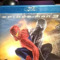 Cine: BLU RAY SPIDERMAN 3. Lote 280078033