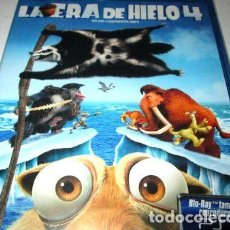 Cine: BLU RAY LA ERA DE HIELO 4. Lote 280084268
