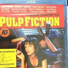 Cine: BLU RAY PULP FICTION. Lote 280075678