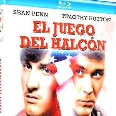Cine: BLU RAY EL JUEGO DEL HALCON FALCON SHOWMAN SCHLESINGER LEER. Lote 280079618