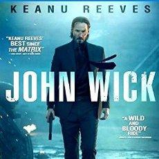 Cine: BLU RAY JOHN WICK DVD K REEVES. Lote 280095803