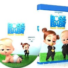 Cine: THE BOSS BABY FAMILY BUSINESS 2021 BLURAY. Lote 280098468
