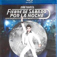 Cine: FIEBRE DE SABADO POR LA NOCHE 30 ANIV BLU RAY ORIGINAL. Lote 280102628