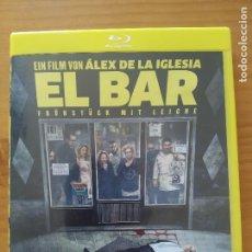 Cinéma: BLU-RAY EL BAR - ALEX DE LA IGLESIA - EDICION ALEMANA CON AUDIO CASTELLANO (5R). Lote 284722723
