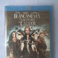 Cine: ENVIO INCLUIDO /// BLU RAY BLANCANIEVES Y LA LEYENDA DEL CAZADOR. Lote 285518683
