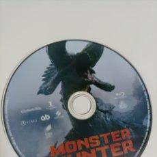 Cine: MONSTER HUNTER MILLA JOVOVICH BLU RAY DISC ORIGINAL.OJO,SOLO DISCO SIN CAJA. Lote 285531273