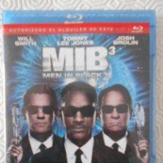 Cine: MIB 3. MEN IN BLACK 3. BLURAY DE LA PELICULA DE WILL SMITH, TOMMY LEE JONES Y JOSH BROLIN.. Lote 285976758