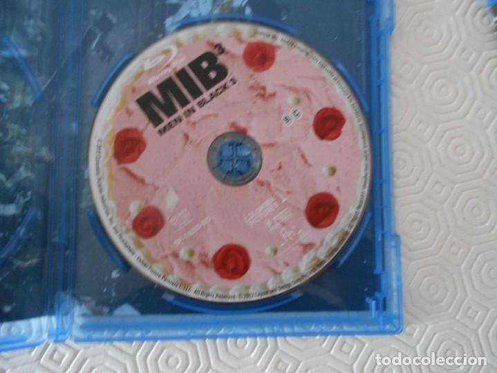 Cine: MIB 3. MEN IN BLACK 3. BLURAY DE LA PELICULA DE WILL SMITH, TOMMY LEE JONES Y JOSH BROLIN. - Foto 2 - 285976758