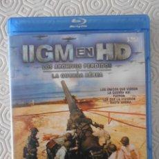 Cine: II GM EN HD. LOS ARCHIVOS PERDIDOS Y LA GUERRA AEREA. LA SEGUNDA GUERRA MUNDIAL EN HD. 3 BLURAY. COL. Lote 285977708