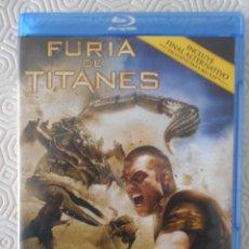 Cine: FURIA DE TITANES. BLURAY DE LA PELICULA INCLUYENDO FINAL ALTERNATIVO EXCLUSIVO PARA BLURAY. COLOR. 1. Lote 285978163