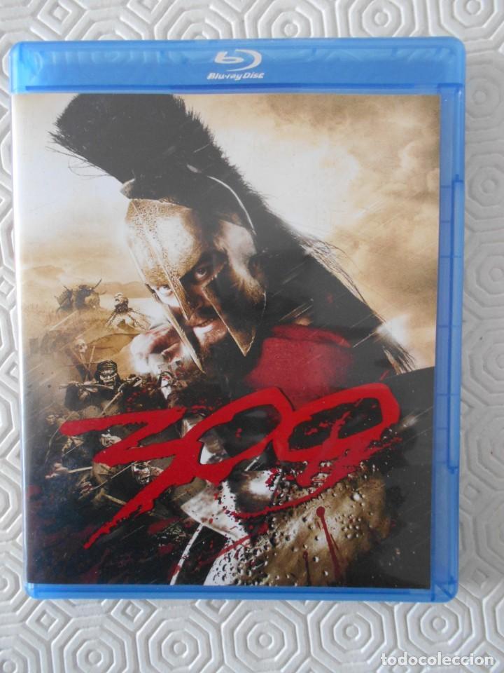 300. BLURAY DE LA PELICULA. COLOR. 116 MINUTOS. UNA JOYA. (Cine - Películas - Blu-Ray Disc)
