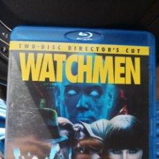 Cine: BLU-RAY DISC PELICULA DOBLE DISCO WATCHMEN. 2009. Lote 286247603
