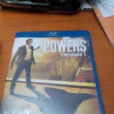 Cine: POWERS TEMORADA 1. 3 DISCO.. Lote 287598413