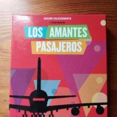 Cine: PEDRO ALMODOVAR, LOS AMANTES PASAJEROS CAJA EDICIÓN COLECCIONISTA CAJA CON BLU-RAY Y DVD. Lote 287654433