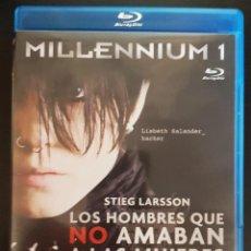 Cine: BLU-RAY MILLENNIUM 1 - LOS HOMBRES QUE NO AMABAN A LAS MUJERES. Lote 30065456