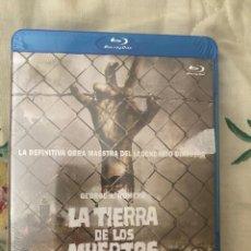 Cine: LA TIERRA DE LOS MUERTOS VIVIENTES BLURAY PRECINTADO. Lote 287885118
