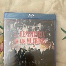 Cine: LA RESISTENCIA DE LOS MUERTOS BLURAY PRECINTADO. Lote 287885188