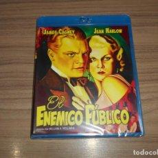 Cinéma: EL ENEMIGO PUBLICO BLU-RAY DISC JAMES CAGNEY NUEVO PRECINTADO. Lote 287993428