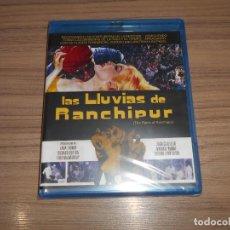 Cine: LAS LLUVIAS DE RANCHIPUR BLU-RAY DISC LANA TURNER RICHARD BURTON FRED MACMURRAY NUEVO PRECINTADO. Lote 287994348