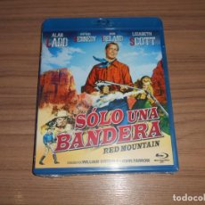 Cine: SOLO UNA BANDERA BLU-RAY DISC ALAN LADD NUEVO PRECINTADO. Lote 287994418