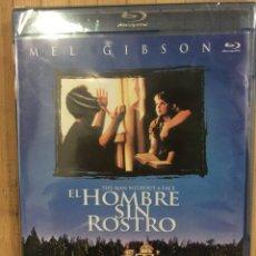 Cine: EL HOMBRE SIN ROSTRO BLURAY - PRECINTADO -. Lote 288093623