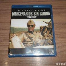Cine: MERCENARIOS SIN GLORIA BLU-RAY DISC MICHAEL CAINE NUEVO PRECINTADO. Lote 288360028