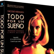 Cine: TODO POR UN SUEÑO - GUS VAN SANT - INCLUYE LIBRETO. Lote 288406758