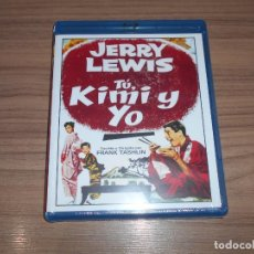 Cine: TU KIMI Y YO BLU-RAY DISC JERRY LEWIS NUEVO PRECINTADO. Lote 288463528