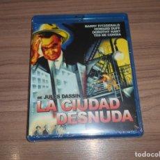 Cine: LA CIUDAD DESNUDA BLU-RAY DISC BARRY FITGERALD NUEVO PRECINTADO. Lote 288463808