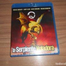 Cine: LA SERPIENTE VOLADORA BLU-RAY DISC DAVID CARRADINE NUEVO PREICNTADO. Lote 288463973