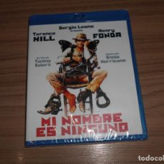 Cine: MI NOMBRE ES NINGUNO BLU-RAY DISC DE SERGIO LEONE HENRY FONDA TERENCE HILL NUEVO PRECINTADO. Lote 288464813