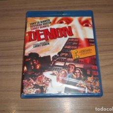 Cine: DEMON BLU-RAY DISC DE LARRY COHEN NUEVO PRECINTADO. Lote 288466278