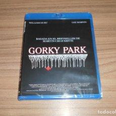 Cine: GORKY PARK BLU-RAY DISC WILLIAM HURT LEE MARVIN NUEVO PRECINTADO. Lote 288655313