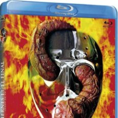 Cine: VIERNES 13 : EL FINAL (BLU-RAY) (JASON GOES TO HELL: THE FINAL FRIDAY). Lote 288688938