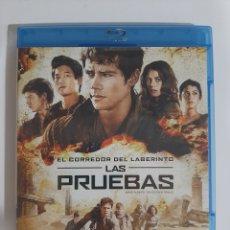 Cine: BRS96 EL CORREDOR DEL LABERINTO LAS PRUEBAS -BLURAY SEGUNDAMANO. Lote 288917548