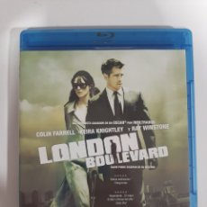 Cine: BRS95 LONDON BOULEVARD -BLURAY SEGUNDAMANO. Lote 288918543