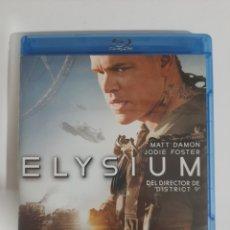 Cine: BRS95 ELYSIUM -BLURAY SEGUNDAMANO. Lote 288918658
