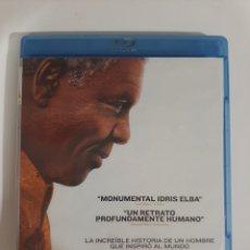 Cine: BRS95 MANDELA DEL MITO AL HOMBRE -BLURAY SEGUNDAMANO. Lote 288918993