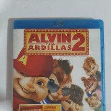 Cine: BRS94 ALVIN Y LAS ARDILLAS 2-BLURAY SEGUNDAMANO. Lote 288919368