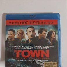 Cine: BRS94 THE TOWN CIUDAD DE LADRONES-BLURAY SEGUNDAMANO. Lote 288920458